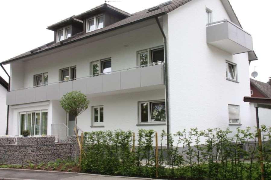 Wohnhaus Haslach, Schillerstraße