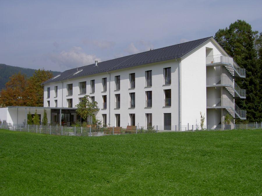 Wohnhaus Haslach, Hebelstraße